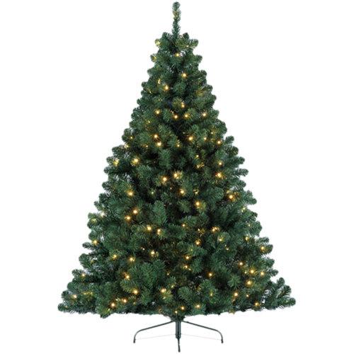 Árbol de navidad regina iluminado 120 cm