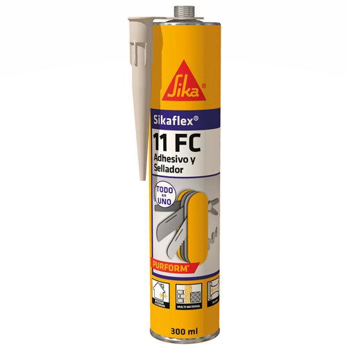 Masilla sikaflex 11fc en cartucho 300cm3 beige