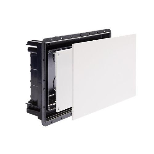 Caja de registro imanbox 160x100 mm con tapa imantada