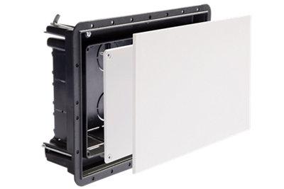 Caja De Registro Imanbox 160x100 Mm Para Cartón Yeso Leroy Merlin