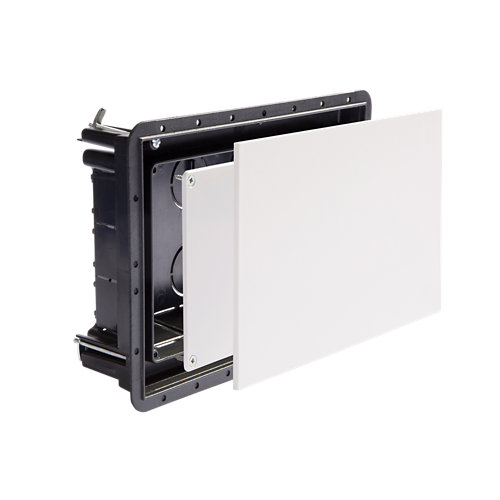 Pack de 3 cajas de registro imanbox 160x100m cartón-yeso