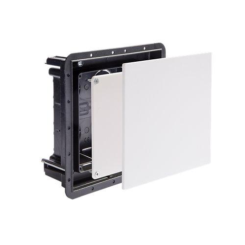 Pack de 3 cajas de registro imanbox 100x100 mm cartón-yeso