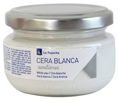 Cera La Pajarita 100ML Blanco