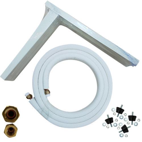 """Kit instalación aire acondicionado bitubo htw 1/4-3/8"""" 3m"""