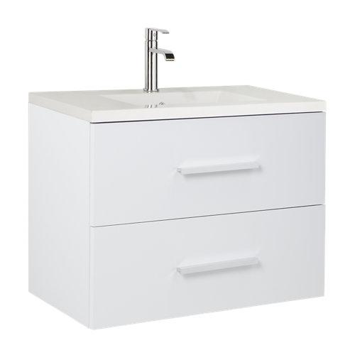 Mueble de baño madrid blanco 60 x 45 cm