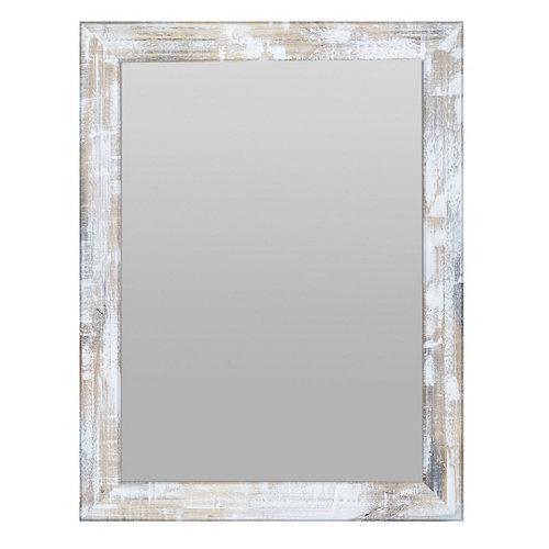 Espejo rectangular mold a beige 80 x 60 cm