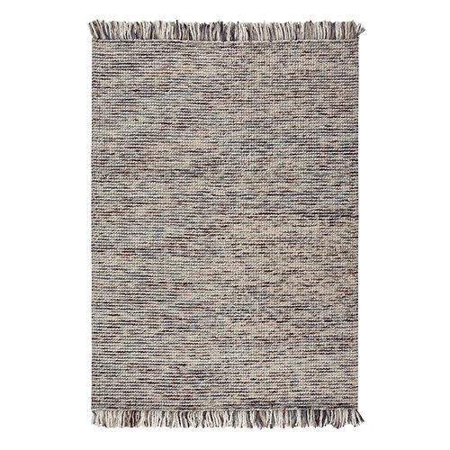 Alfombra multicolor lana petra 200 x 300cm