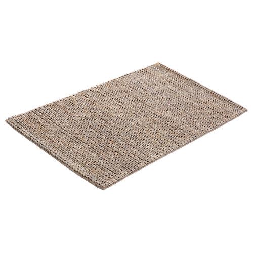 Alfombra gris yute yute light grey 160 x 230cm
