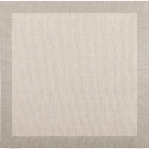 Alfombra beige pvc beauty 100 x 150cm
