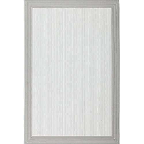 Alfombra blanca pvc 70 x 120cm