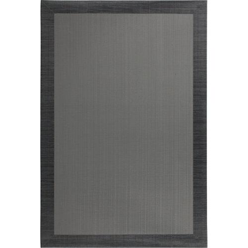 Alfombra gris pvc beauty 140 x 200cm
