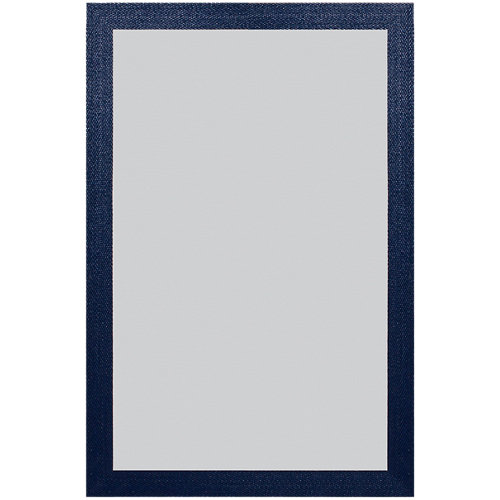 Alfombra azul pvc fresh 140 x 200cm