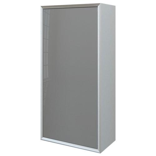 Columna de baño glass blanco 35x70x18 cm