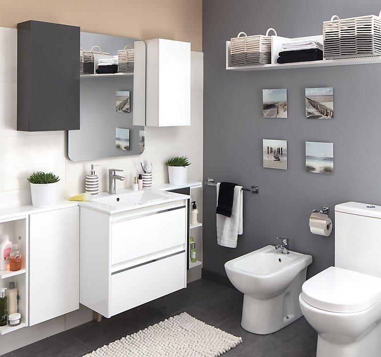 Cómo elegir accesorios de baño · LEROY MERLIN