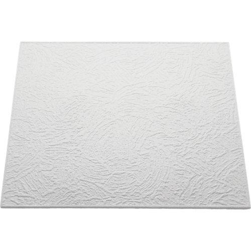 Placa de poliestireno para techo 50x50x0,8 cm