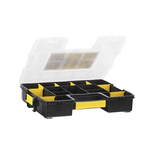 Organizador para tornillos de 38x7x29 cm con huecos