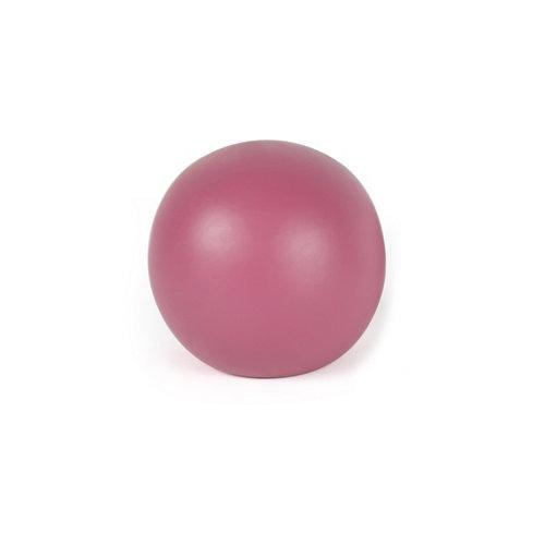 Pomo fabricado en haya rosa, medidas: 50x46mm
