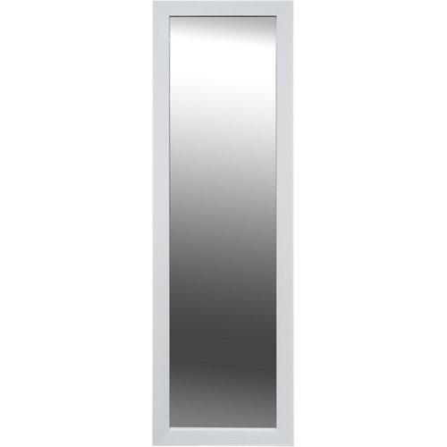 Espejo cuadrada mia blanco inspire 128 x 38 cm