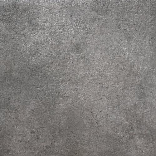 Baldosa cerámica de 61x61 cm en color negro