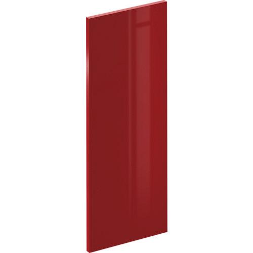 Puerta de cocina angular alto sevilla rojo brill 29,8x76,5cm