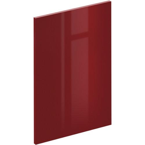 Puerta para mueble de cocina sevilla rojo brillo 44,7x63,7cm
