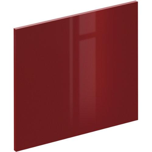 Puerta para mueble de cocina sevilla rojo brillo 59,7x50,9cm