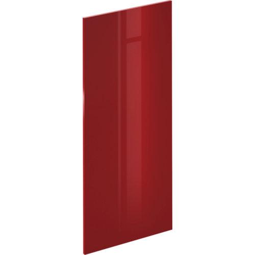 Puerta de mueble cocina sevilla rojo brillo 59,7x137,3 cm