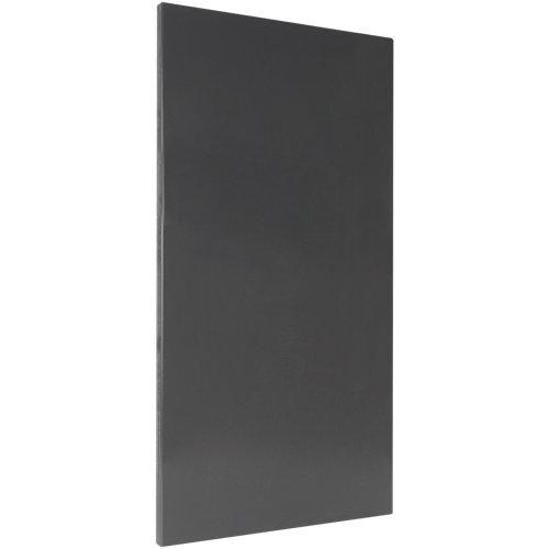 Puerta sevilla gris brillante 39,7x76,5 cm