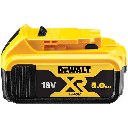 Batería de ion litio dewalt dcb184-xj de 5 ah