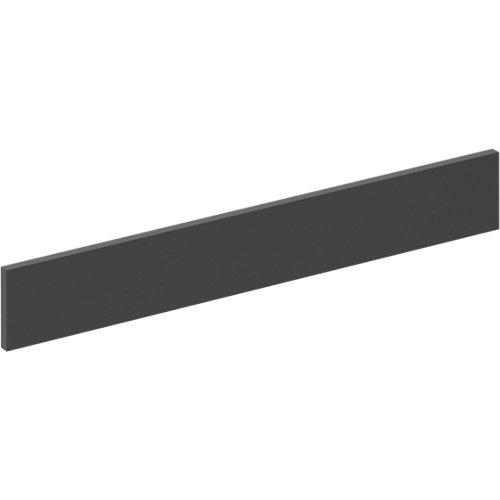 Frente para cajón sofía gris 89,7x12,5 cm