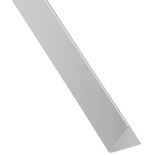 Perfil forma ángulo de aluminio anodizado anodizado