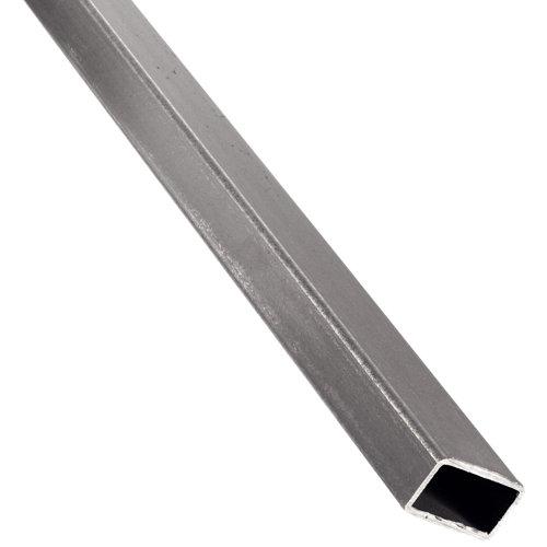 Perfil forma tubo rectangular de acero perfil en frío en bruto