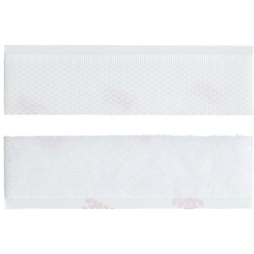 4 adhesivo blanco de 7.6 cm
