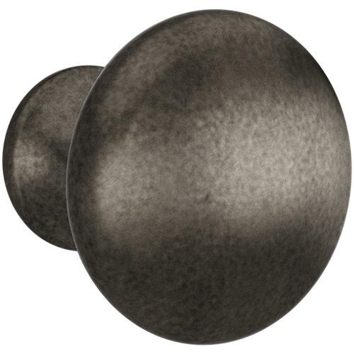 Lote 2 pomos cocina cobre envejecido 3x2,85 cm