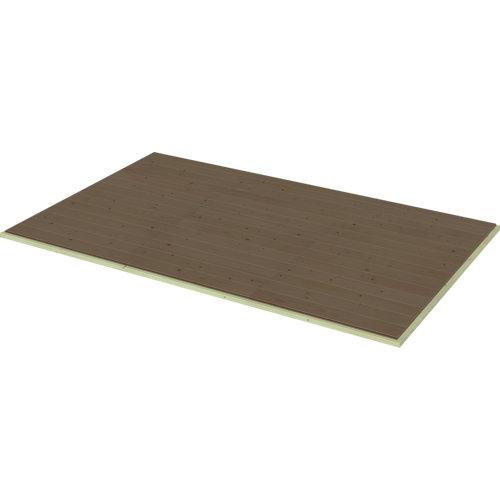 Suelo de madera para caseta axess 16 mm