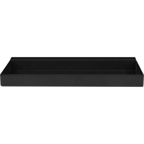 Soportes para baldas delinia id acero gris oscuro de 120.4 x 17.5 mm
