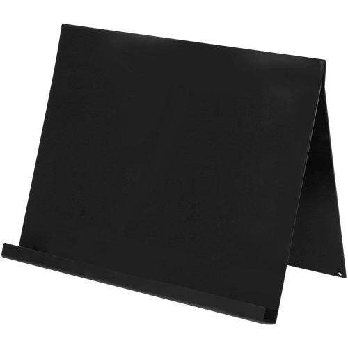 Soportes para tablet delinia id acero negro de 155 x 101.5 mm