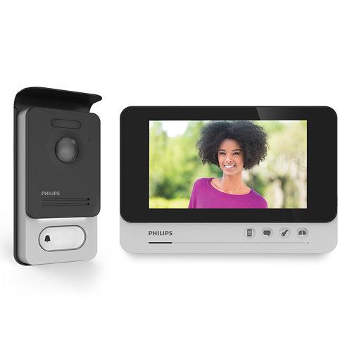 "Videoportero philips welcomeeye comfort con pantalla de 7"""