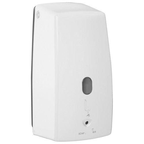 Dispensador de jabón con sensor feel blanco