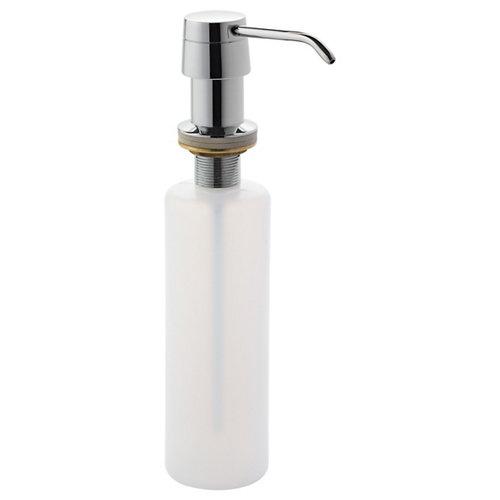 Dispensador de jabón top cromo