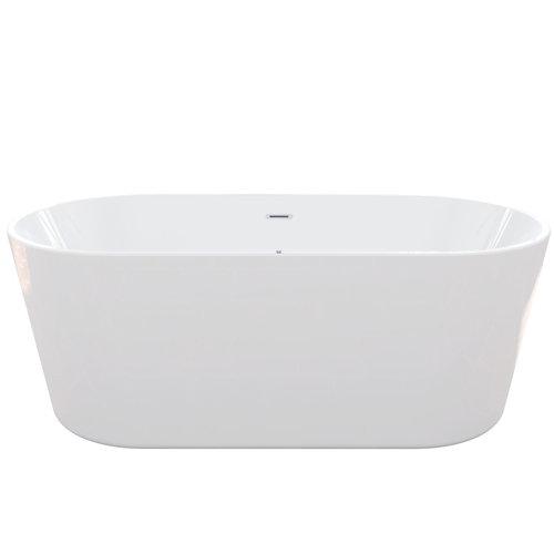 Bañera hidromasaje sanycces diane blanco 170x80 cm