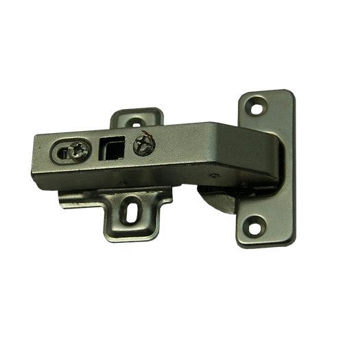2 bisagra rectangular de acero cromado y 65x100 mm