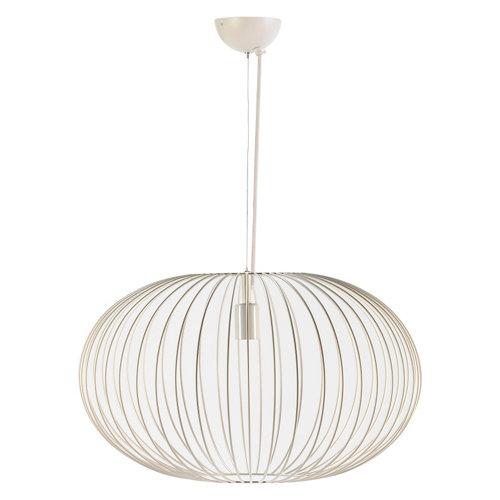 Lámpara de techo oslo blanca 1 luz