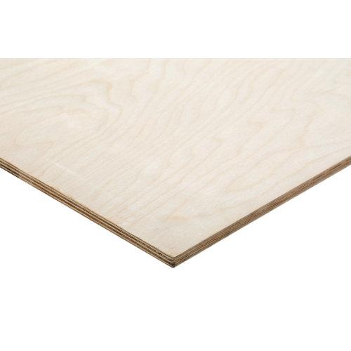 Tablero contrachapado fenólico abedul de 125x250x0,9 cm (anchoxaltoxgrosor)