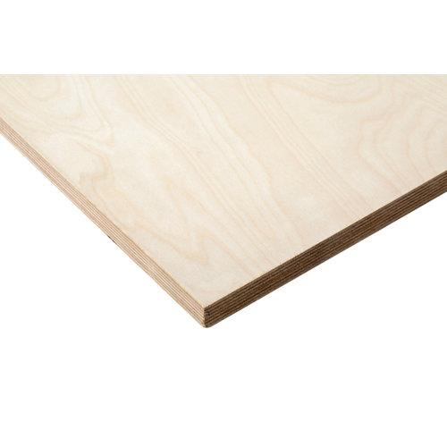 Tablero contrachapado fenólico abedul de 125x250x2,1 cm (anchoxaltoxgrosor)