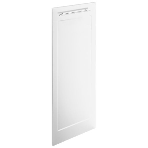 Puerta módulo cocina delinia verona blanco 90x30 cm