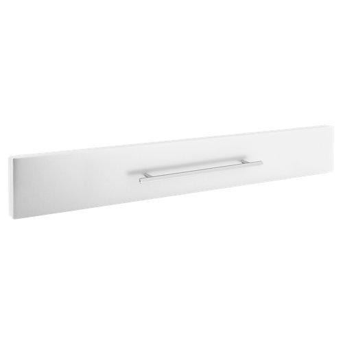 Frente módulo cocina delinia verona blanco 90x14 cm