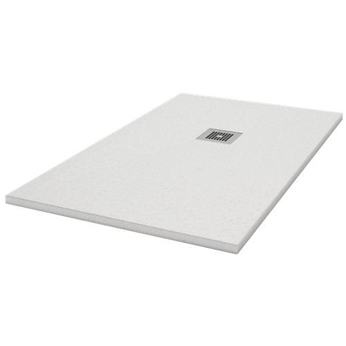 Plato ducha impact 70x140 cm blanco
