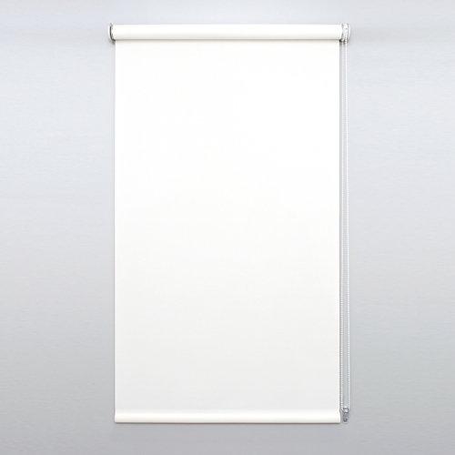 Estor enrollable screen bari blanco de 75x250cm