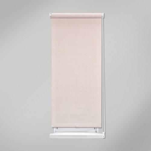 Estor enrollable mini screen texture beige de 62x190cm